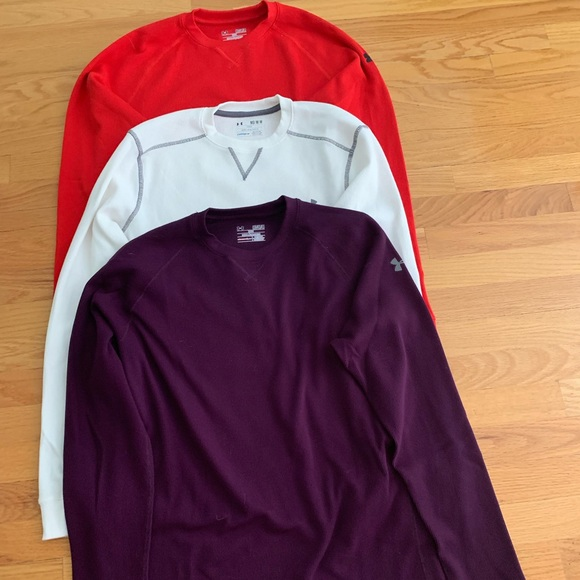 Under Armour Other - Under Armour dri-fit waffle shirts